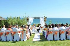 Perfectly planned by Algarve Blessings Your Portugal Wedding