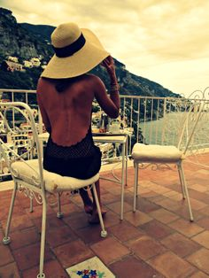 Breakfast in Positano, Amalfi Coast www.apollinas.com