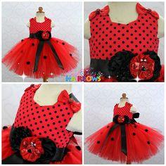 Mariquita tutu vestido concurso de Mariquita por GlitterMeBaby