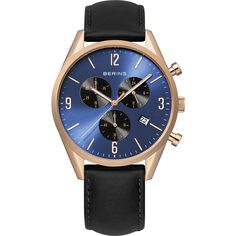 Classic Collection; Unisex watch; Chronograph; BERING Bestseller; 10542-567
