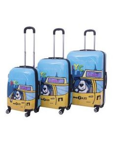 d00f924a3 Shop for Ed Heck Riley Hardside Spinner - In. Get free delivery at  Overstock - Your Online Luggage Shop!