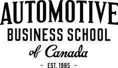 Automotive Business School of Canada logo.