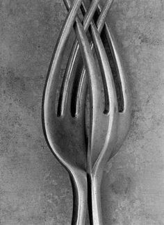 Untitled (Cutlery Series) Original Art by Bob Carlos Clarke :: PicassoMio Erotic Photography, Still Life Photography, Macro Photography, Fine Art Photography, Photography Ideas, Minimal Photography, Social Art, Black And White Pictures, Black White