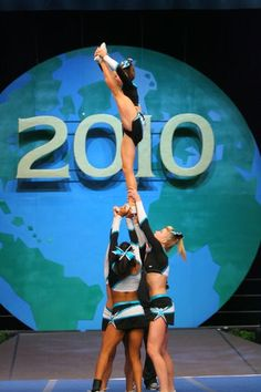 The Cheerleading Worlds 2010 Cheer Extreme