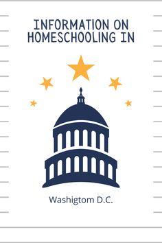 Get started homeschooling in #Washingtondc with this information. #homeschool #homeschoolinwashingtondc