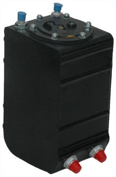 NEW-RCI-1-GALLON-DRAG-RACING-FUEL-CELL-W-SAFETY-FOAM-RACE-GAS-TANK-BLADDER