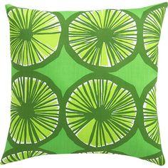 Appelsiini Pillow by Marimekko : Yummy! #Pillow #Marimekko