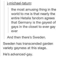 Gotta love Sweden