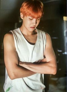 Those arms tho omg