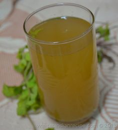 Ginger Pudina Sharbat quenches your thirst as well as cool your body, the benefits of ginger & mint. Offer this natural & beneficial drink to your loved ones. Serves - 2 Ingredients for Gin...
