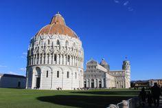 P.zza dei Miracoli a Pisa
