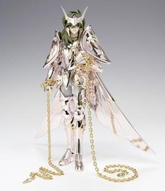 SAINT SEIYA - Myth Cloth Andromeda Shun - God Cloth