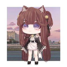 ‧₊˚ ┊͙ milque ˎˊ (@milquemoo) • Ảnh và video trên Instagram Cute Anime Chibi, Kawaii Anime Girl, Anime Art Girl, Cute Food Art, Cute Art, Lolis Neko, Cute Posts, Fashion Design Drawings, Cartoon Art Styles