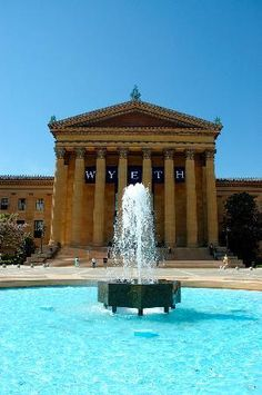 "Philadelphia Museum of Art first sunday of each month is ""pay what you want"" day"