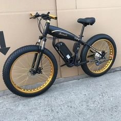 Electric Bicycle Mou