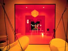 Verner Panton | Phantasy Exposed | Revel in New York created by Scott Newman & Marc Santo