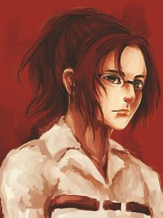Hanji | Shingeki no Kyojin | Attack on titan | SNK