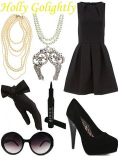 Halloween costume inspiration - holly golightly