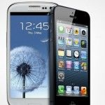 """Galaxy S3 vs IPhone 5 : which one is better """"IPhone 5 vs Galaxy S 