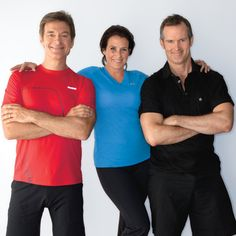 "Dr. Oz's 7-Minute Morning Workout: ""It stretches out the kinks caused by sleeping or sitting and elevates your heart rate to rev your metabolism and boost your energy,"" he explains. ""And the routine works every major muscle, so you'll squeeze in some sculpting too."""