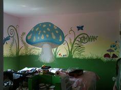 Mushroom room