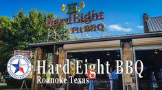 Rode out to Roanoke Texas And Stopped For Some Dinner At Hard Eight BBQ 07-15-2016