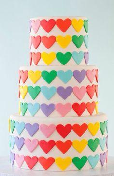 L'amour du gâteau
