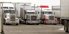 Truck parking: Canada asks truckers to help solve problem