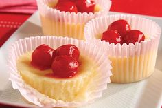 Once you learn how to make mini cheesecakes, you'll be asked to bring a batch or two to every potluck or bake sale within a 5-mile radius of your home.