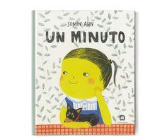 """Un libro in cartella. """"Un minuto"""""""
