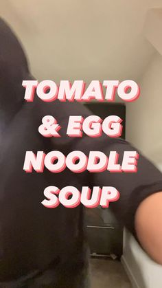 Fun Baking Recipes, Soup Recipes, Vegetarian Recipes, Cooking Recipes, Tasty, Yummy Food, Asian Cooking, Noodle Soup, Chowders