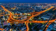 Technology is transforming the urban environment.