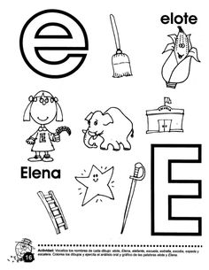 Alphabet Worksheet Bundle - Letter Work and Beginning Sounds Preschool Spanish, Beginning Sounds, Alphabet Worksheets, Writing Skills, Kindergarten, Homeschool, Lettering, Teaching, Education
