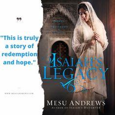 #Isaiah'sLegacy