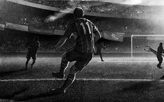 Corinthians encerra série de arte no CT com pintura de gol de Guerrero no Japão - Futebol - iG