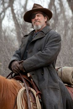 True Grit-amazing movie The Cohen Brothers did it right.