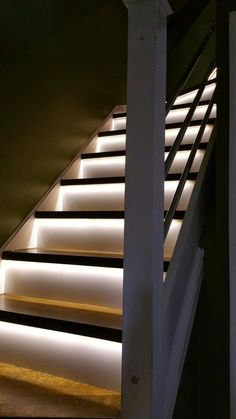 Oak Staircase Cladding is a far cheaper alternative to removing and replacing…