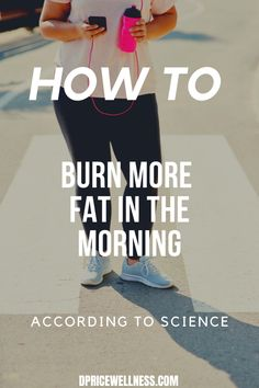 This one simple strategy will help you burn more fat during your morning workouts.  burn fat fast, how to burn fat fast, how to burn fat fast lose belly, how to burn fat fast exercise  #fitness #workout #exercise Losing Weight Tips, Weight Loss Tips, How To Lose Weight Fast, Weight Loss For Women, Best Weight Loss, Fast Fat Burning Workout, How To Get Motivated, Morning Workouts, Health And Wellness Coach