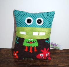 Tooth Fairy Pillow...add a ribbon to hang from door