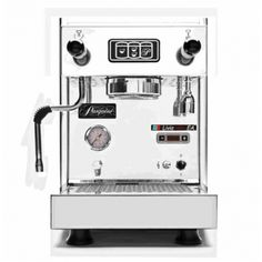 Pasquini Livia Fully Automatic Espresso Machine w/PID >>> To view further for this item, visit the image link. Espresso Machine Reviews, Espresso Coffee Machine, Cappuccino Machine, Espresso Maker, Coffee Cafe, Coffee Shop, Coffee Geek, Coffee Mugs, Barista