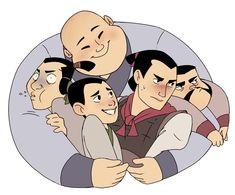 Mulan's team