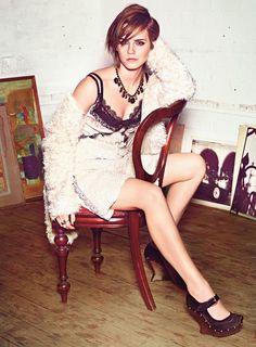 Emma Watson (Alexei Hay) Glamour