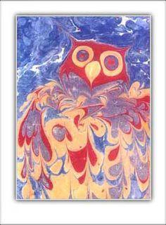 Ebru Sanatı Marbling Art