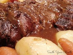 South Your Mouth: Mama's Pot Roast