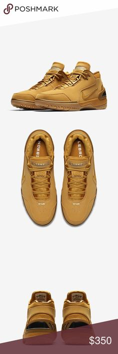 0d250c08f934 Nike Air Zoom Generation - Wheat Nike Air Zoom Generation - Wheat Lebron  James 1 Generation New York City Only!   authentic Brand new Nike Shoes  Sneakers