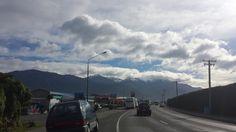 Kaikoura heading north
