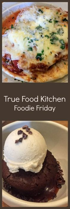 True Food Kitchen is a newer, healthy food option in Chicago and certainly a must-visit. Aside from the healthful foods, the ambiance is lovely!