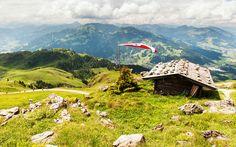 Das Bichlach – eine buckelige Landschaftsregion, die ein wahres Naturparadies darstellt