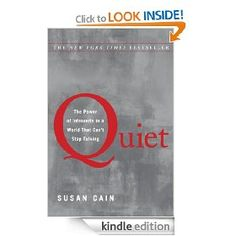 A good book for anyone who is an introvert or loves an introvert.