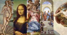 Galerías de tiempo. Los cuatro pintores más grandes del Renacimiento italiano.1475/76. La Adoración de los Magos. Botticelli. Painting, Sistine Madonna, Italian Renaissance, Wizards, Art, Painting Art, Paintings, Paint, Draw